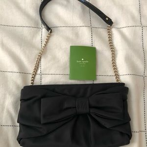 Kate Spade Nylon Bow Shoulder Bag